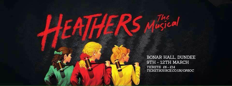 OpSoc presents the Heathers