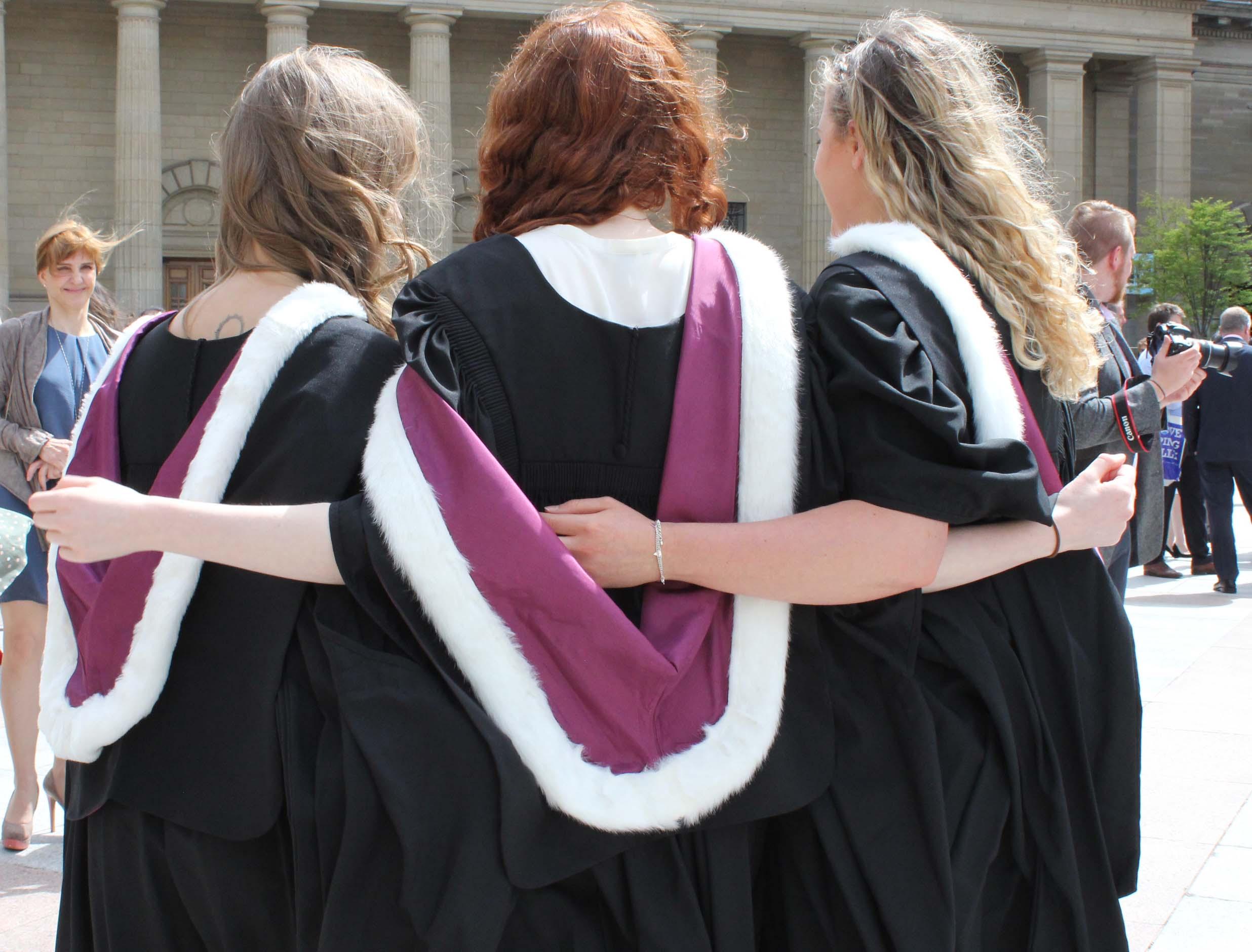 Academic Dress | One Dundee