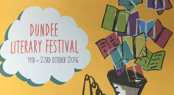 Dundee Literary Festival to Celebrate 10th Birthday in Style