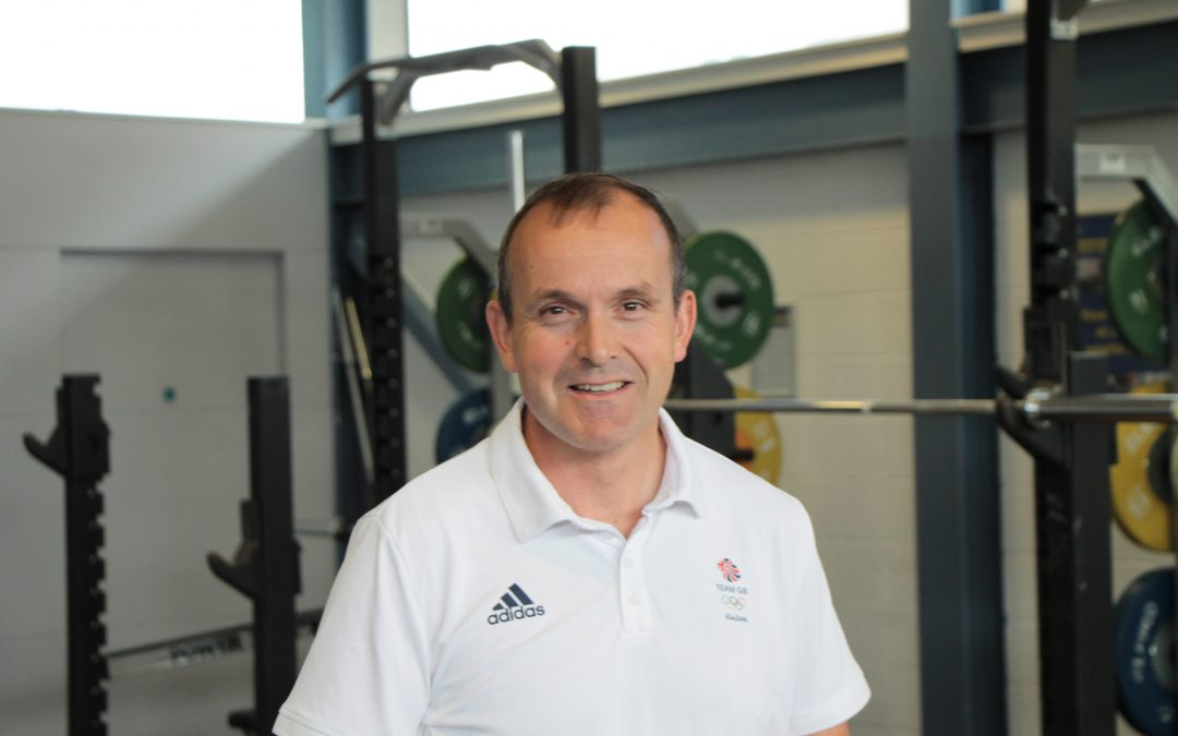 What's it like to be Team GB's Chief Medical Officer?