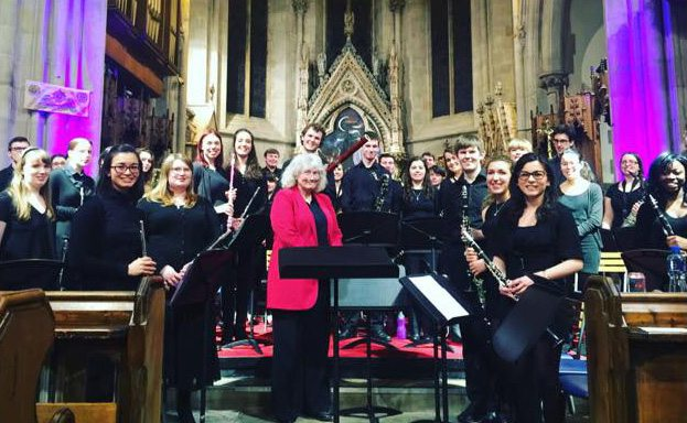 Meet … the University Concert Band