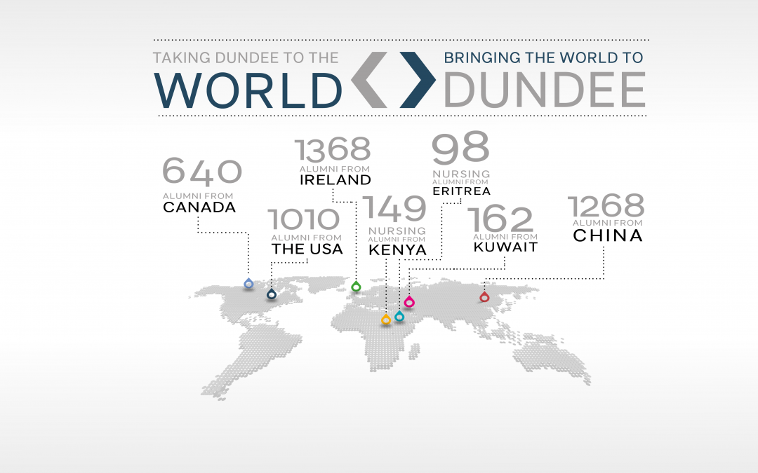 Dundee – A View From Around The World