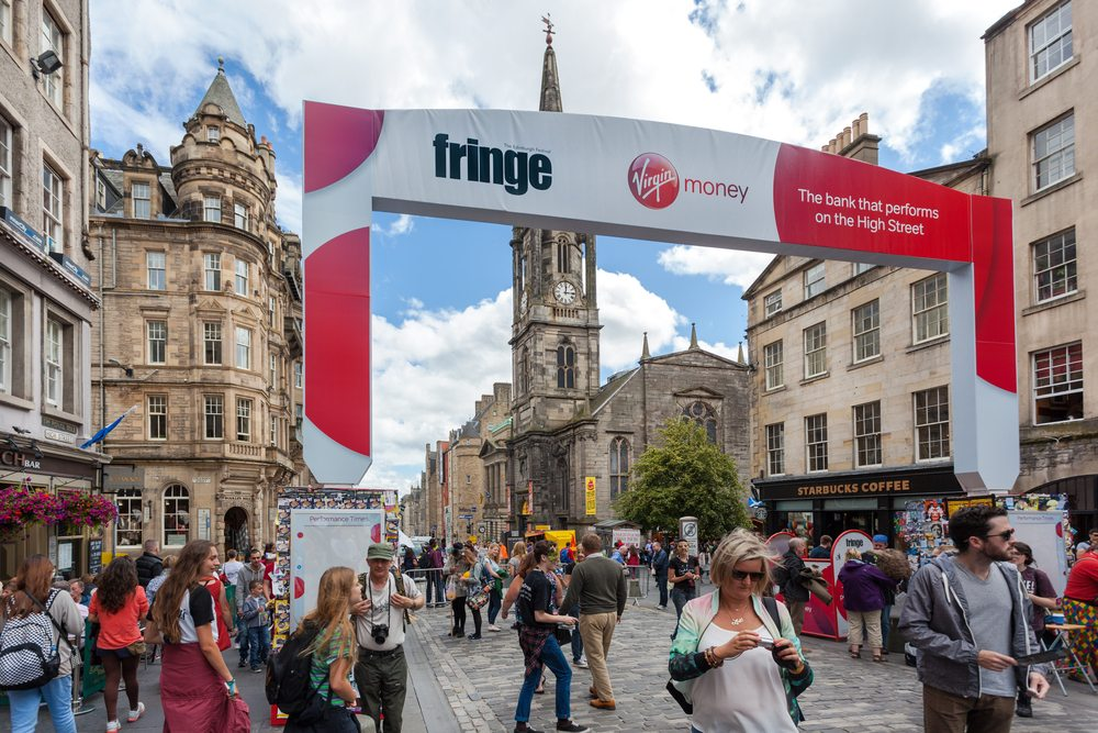 University of Dundee at the Edinburgh Festivals 2017