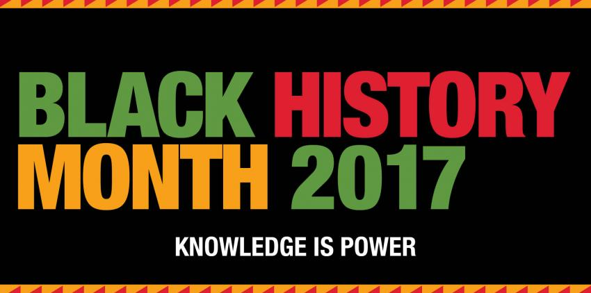 Black History Month, In Conversation