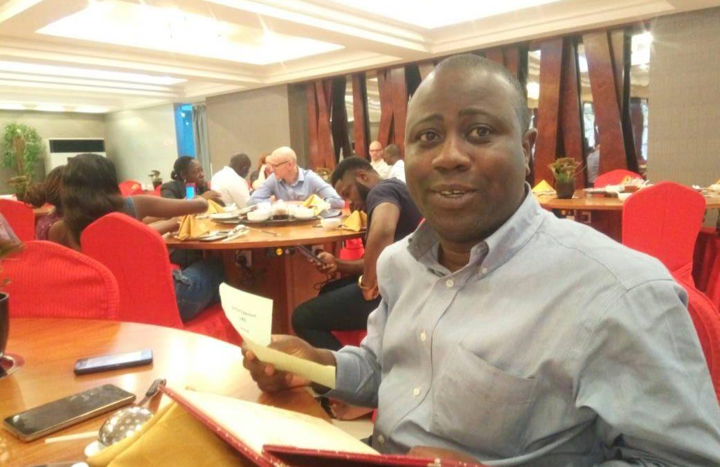Meet… Babajide Ogundeji
