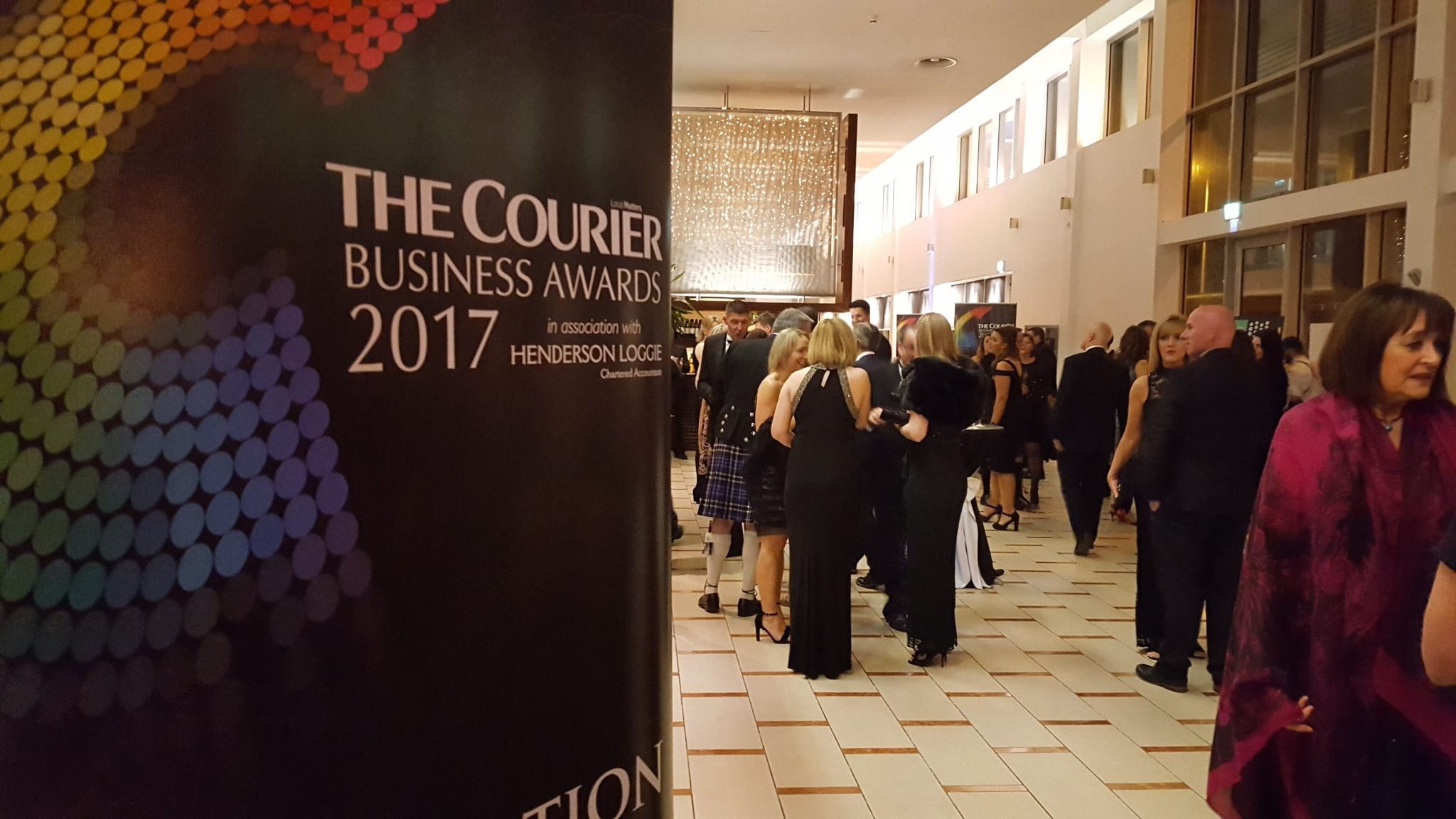 Courier Business Awards 2017