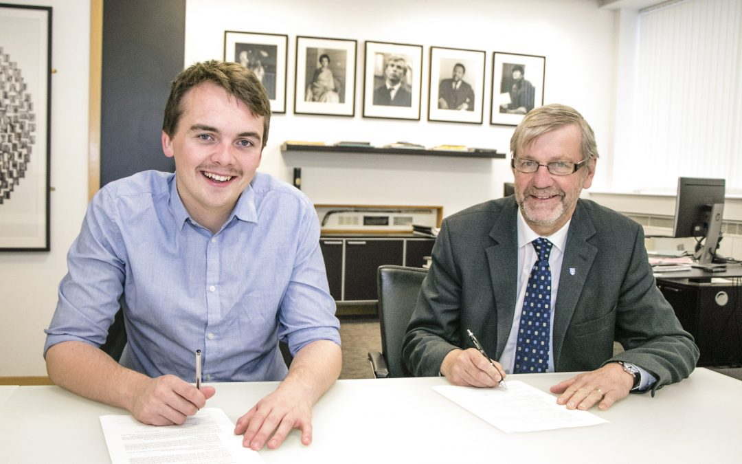 The University & DUSA Reaffirm Student Partnership