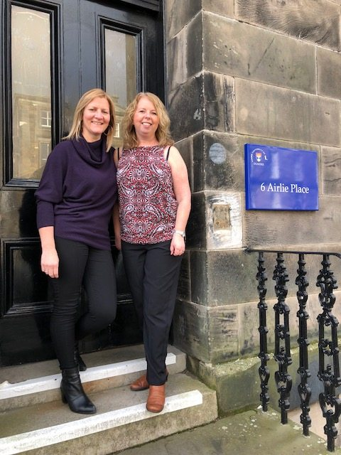 Meet… Registry's Sharon Hamilton and Jayne Nicholson