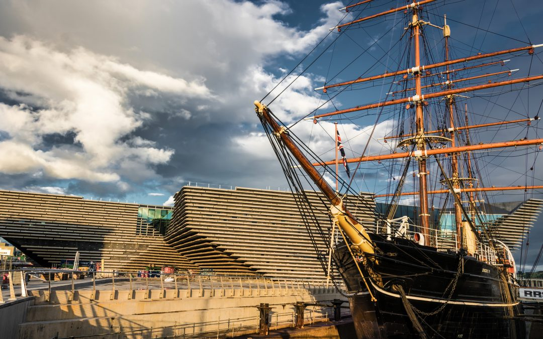 8 Things to do in Dundee this January