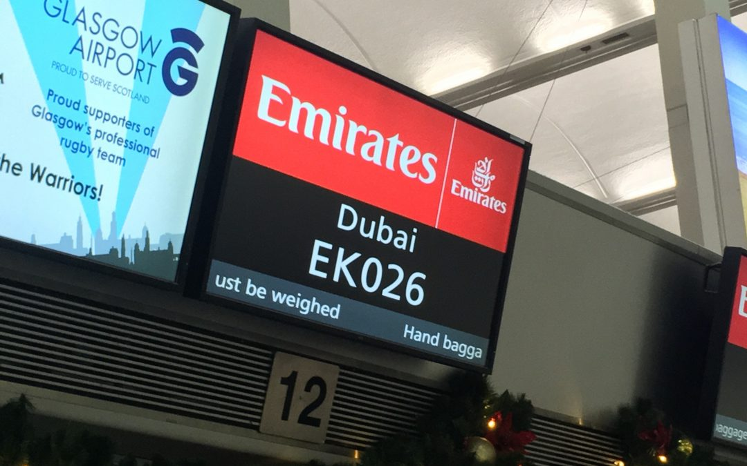 Taking Dundee to Dubai