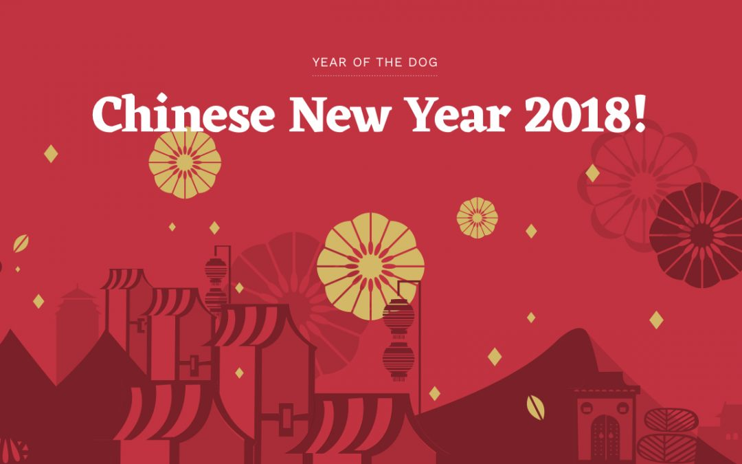 Top 10 suggestions for Chinese New Year