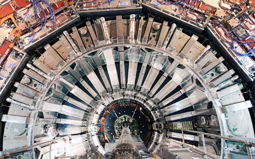Dundee and CERN – a new collaboration