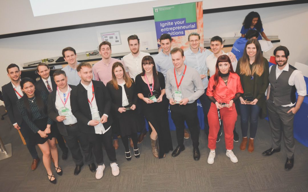 University entrepreneurs win £26k of funding