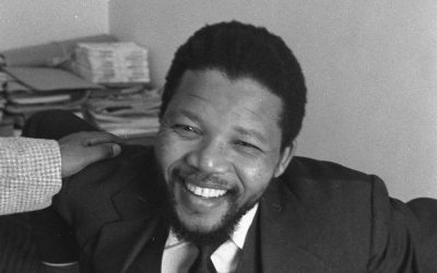 Mandela: Candid snaps reveal the man behind the legend