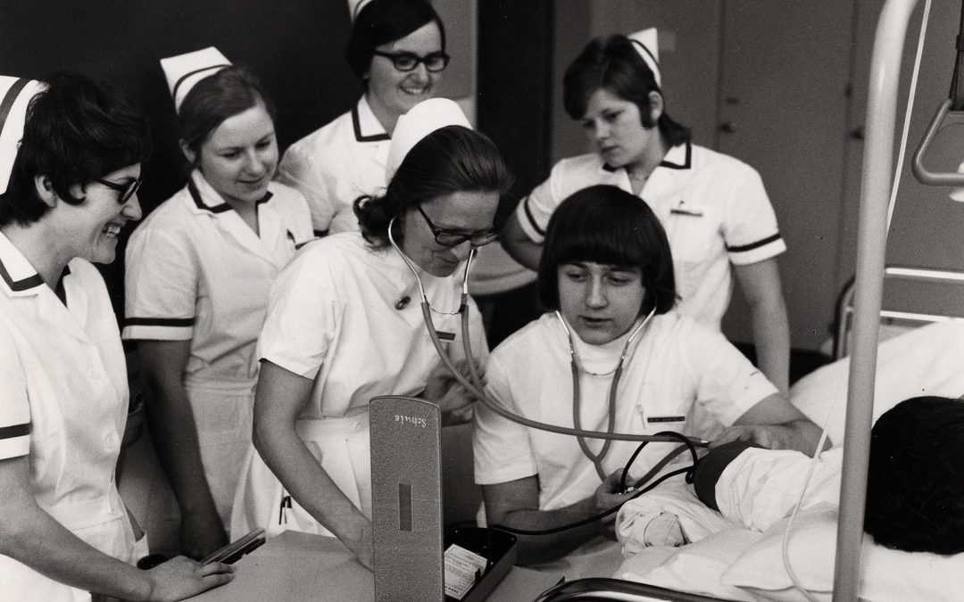 NHS at 70: how has nursing changed over the years?