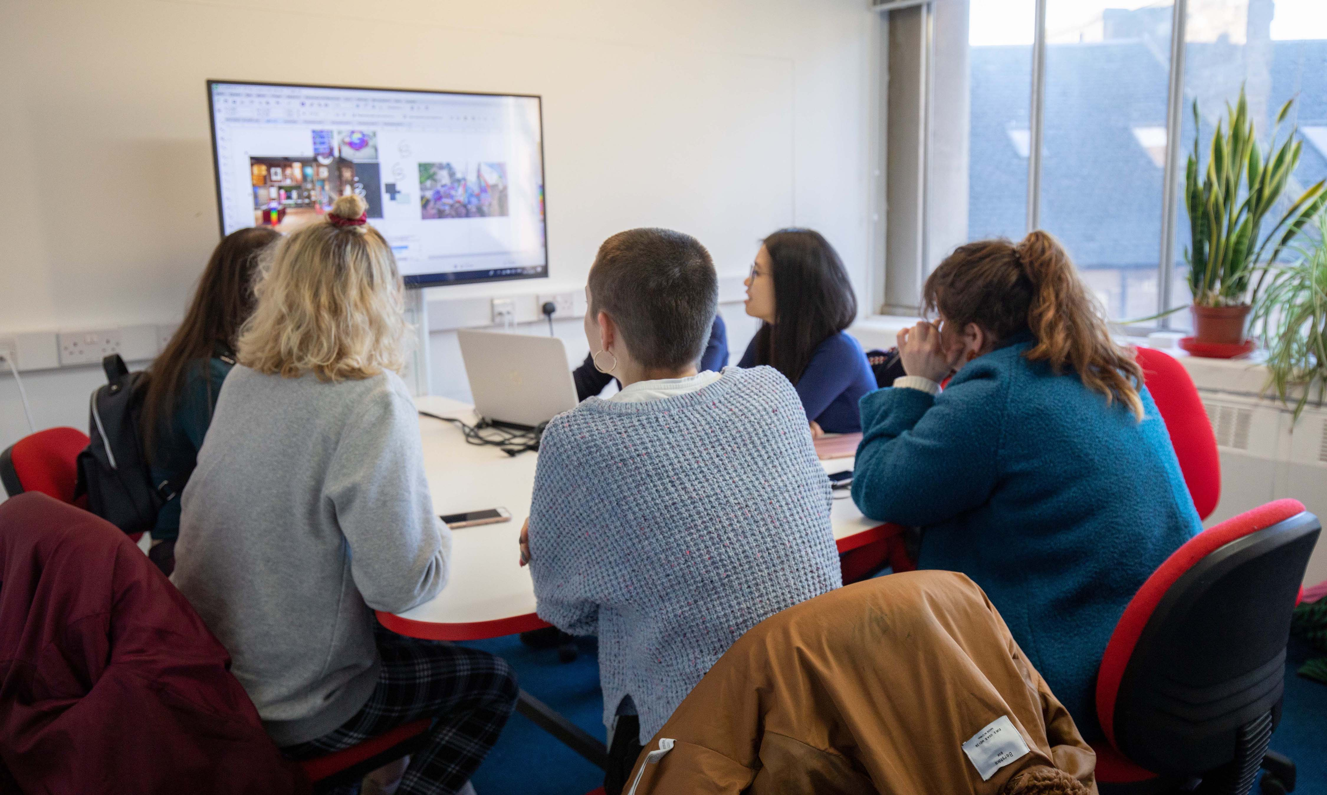 What's new in our learning and teaching spaces?   One Dundee