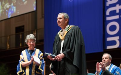 Recognition of Excellence, Chancellors Award for John Lee