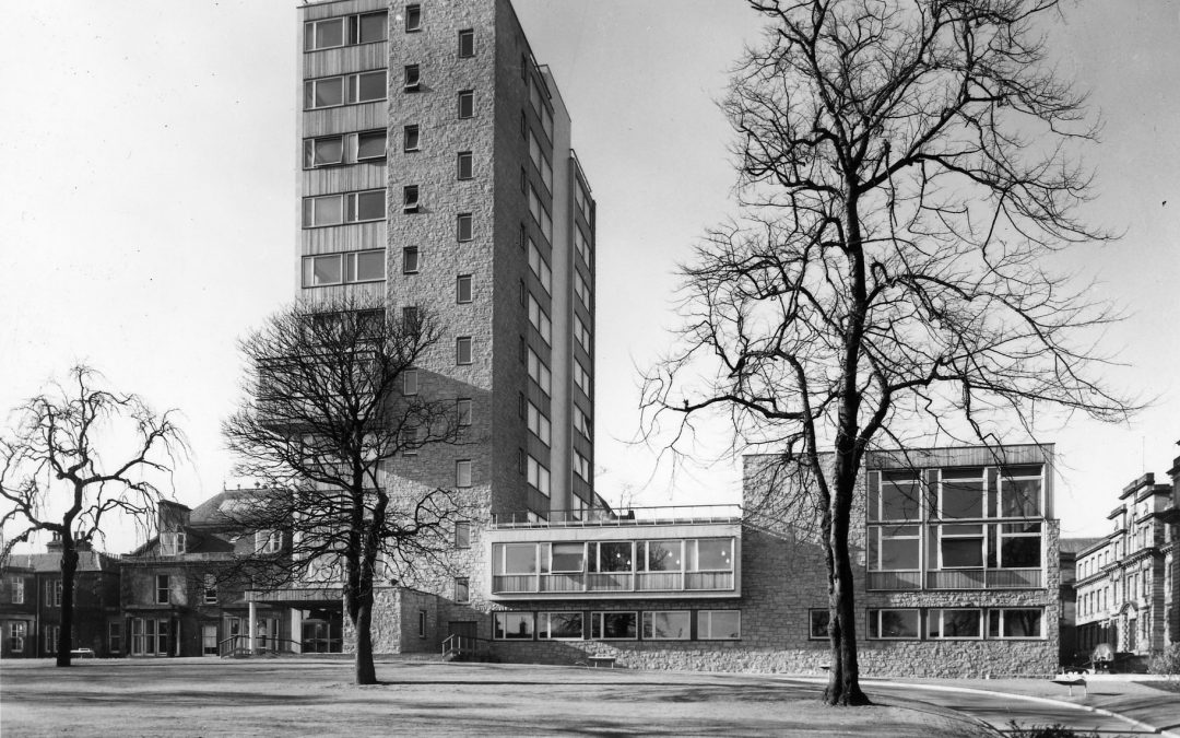 A Towering Foundation: 60 years of the University Tower Building