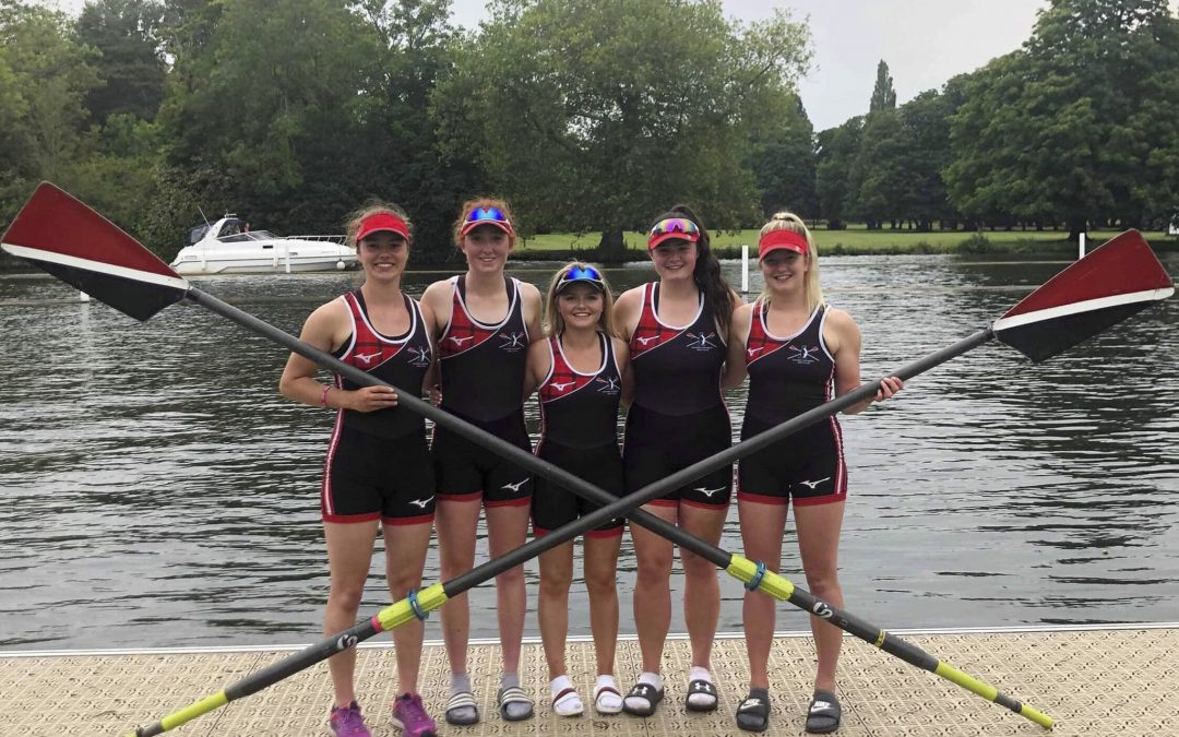 From the Tay to the Thames: Dundee students make a historic splash at Henley