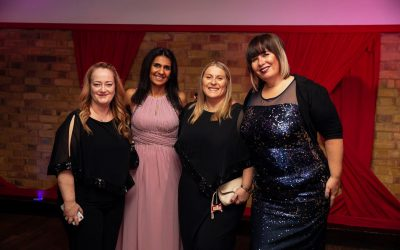 Dundee at the Women in IT Excellence Awards 2019