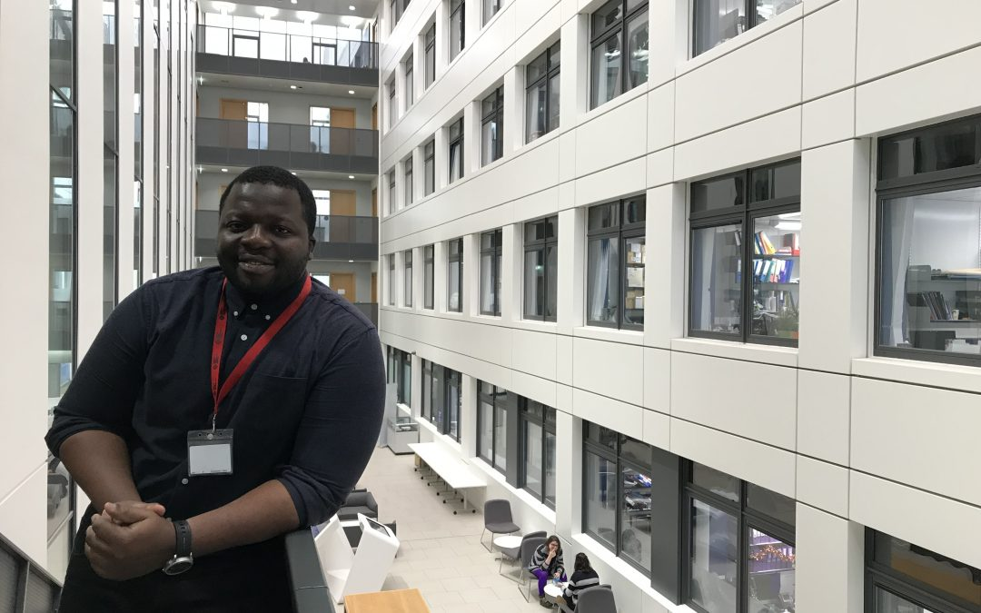 Dundee experience to help Ghanaian scientist tackle parasite