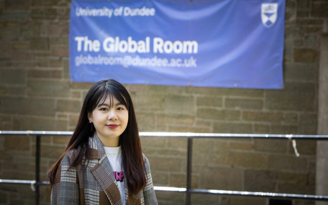 Student Life in Lockdown – Susu Chen