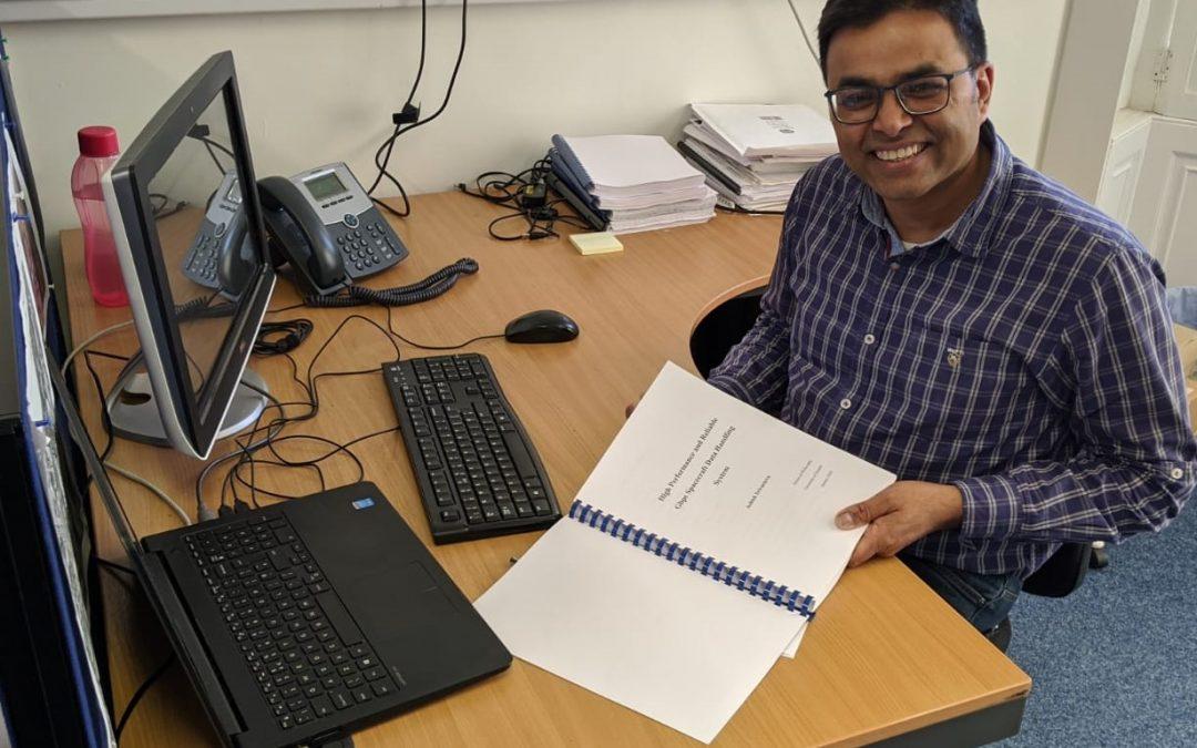 Student Life in Lockdown – Ashish Srivastava