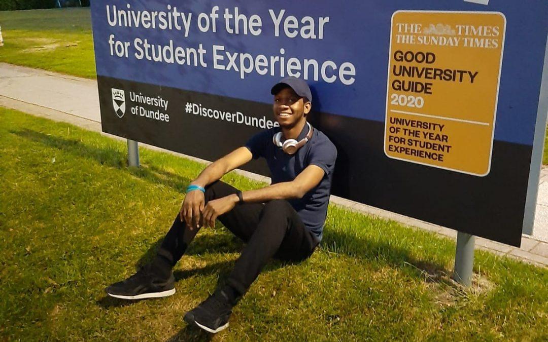 Student Life in Lockdown – Kester Oyibo