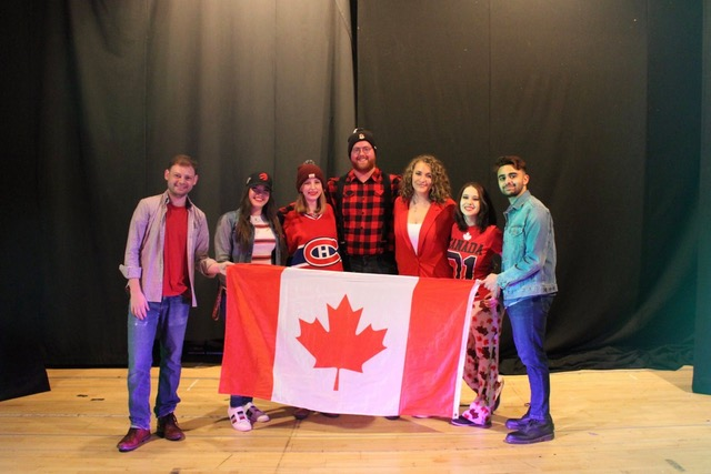 Canada Day – meet our Canadian Society