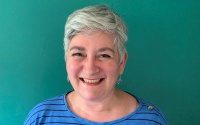 Getting to know you – Ann Gordon