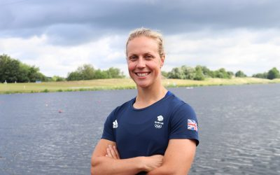 Getting to know you – Katie Reid, Olympic athlete