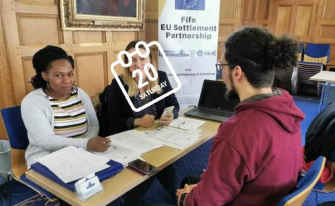 My Community Education Journey – Supporting Migrants in Fife