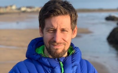 Getting to know you – Dr Simon Cook