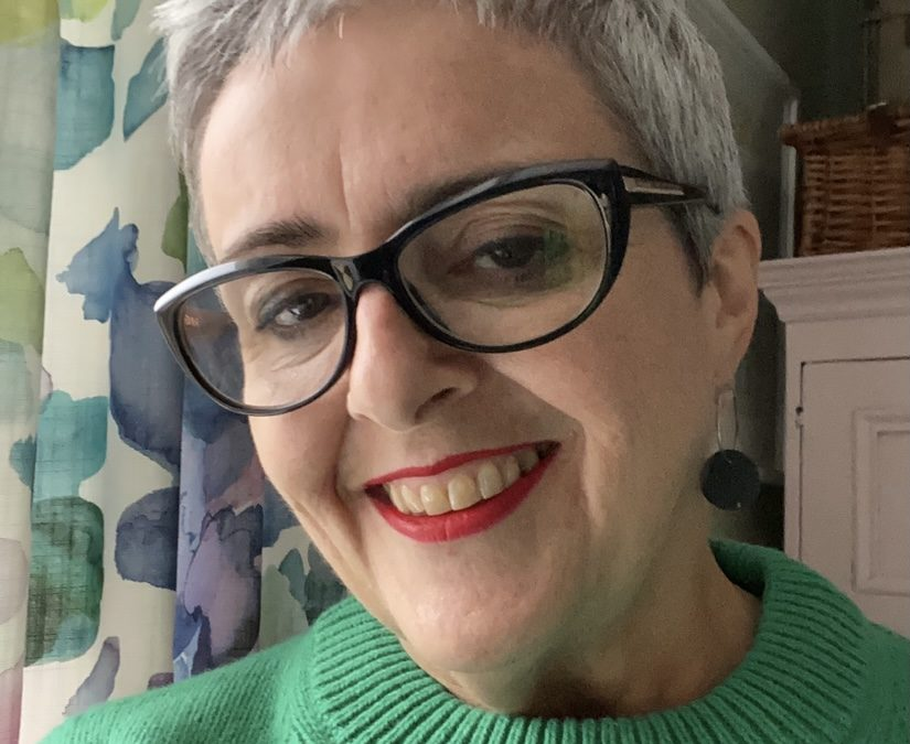 Getting to know you – Judy Scott