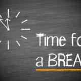 Take a break…