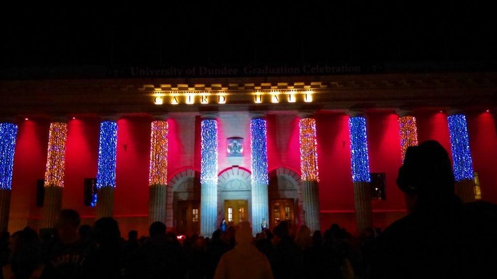 Caird Hall Christmas