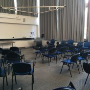 Diary of a Postgrad student – first 'proper' lecture